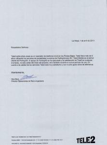 Netherlands - Tele2 - Testimonial