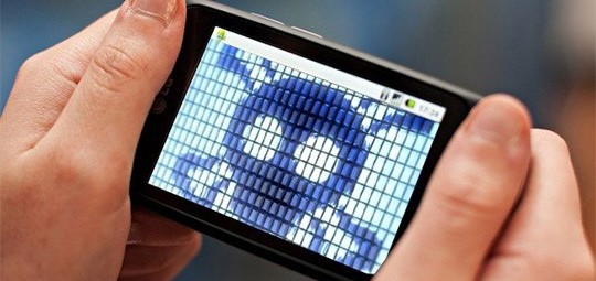 Gebruikers van mobiele devices vaak onveilig bezig