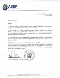 Panama - ASEP - Testimonial